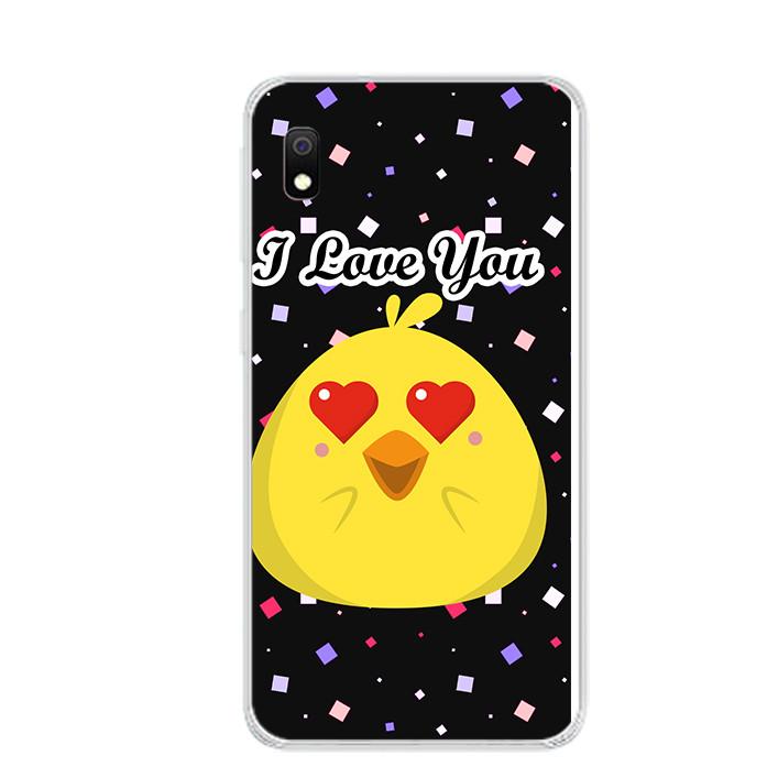 Ốp lưng dẻo cho điện thoại Samsung Galaxy A10 - 0082 LOVEU01 - Hàng Chính Hãng
