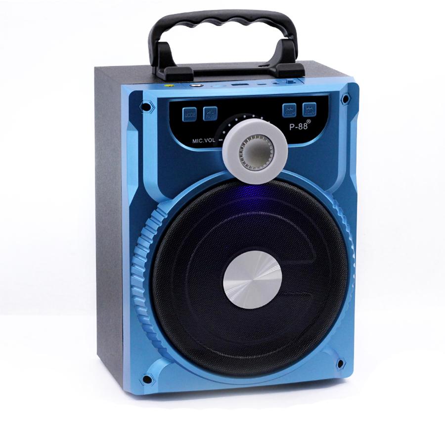 Loa Kéo Karaoke Bluetooth P-88 USB,TF,FM,AUX - 1765858 , 9955254232107 , 62_12692427 , 575000 , Loa-Keo-Karaoke-Bluetooth-P-88-USBTFFMAUX-62_12692427 , tiki.vn , Loa Kéo Karaoke Bluetooth P-88 USB,TF,FM,AUX