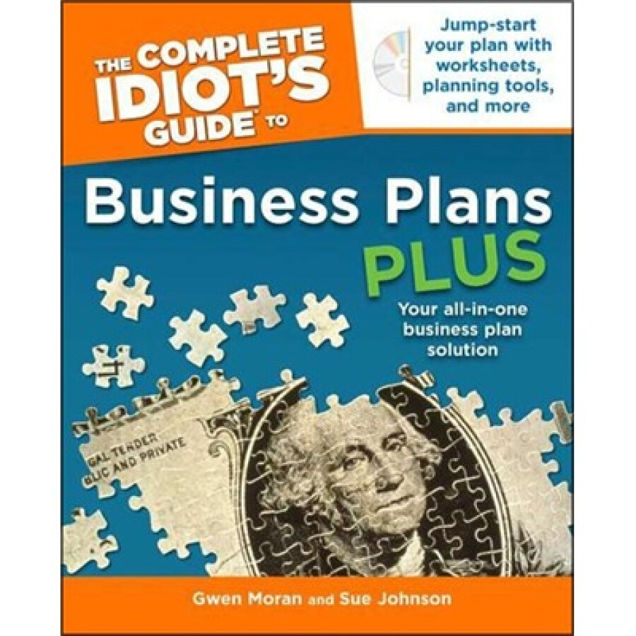 The Complete Idiots Guide to Business Plans Plus - 5123730851409,62_5262921,488000,tiki.vn,The-Complete-Idiots-Guide-to-Business-Plans-Plus-62_5262921,The Complete Idiots Guide to Business Plans Plus