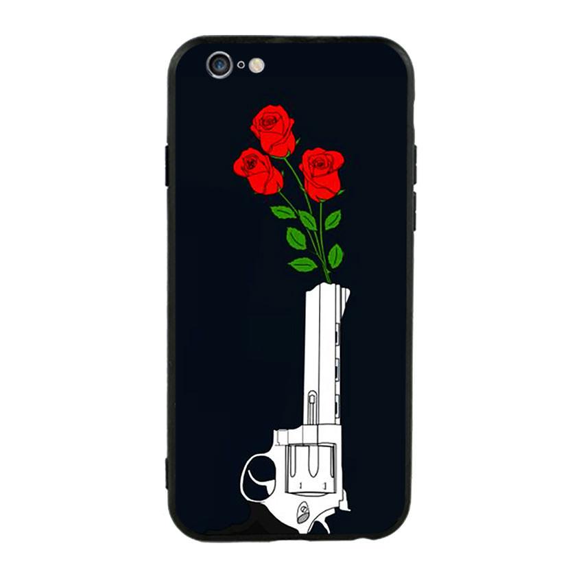 Ốp lưng nhựa cứng viền dẻo TPU cho điện thoại Iphone 6 Plus/6s Plus - Rose 07 - 4666872 , 8783971897849 , 62_15841384 , 126000 , Op-lung-nhua-cung-vien-deo-TPU-cho-dien-thoai-Iphone-6-Plus-6s-Plus-Rose-07-62_15841384 , tiki.vn , Ốp lưng nhựa cứng viền dẻo TPU cho điện thoại Iphone 6 Plus/6s Plus - Rose 07