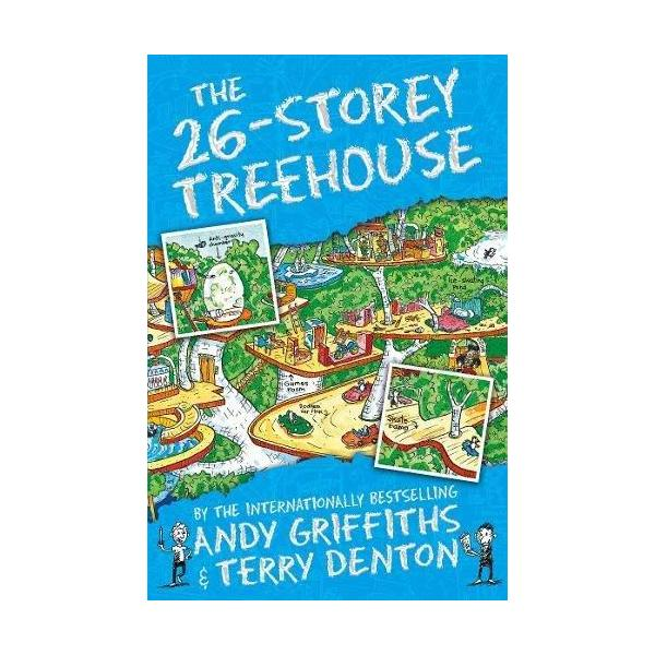 The 26-Storey Treehouse (The Treehouse Books) Paperback - 1096316 , 5618707244631 , 62_3893989 , 231000 , The-26-Storey-Treehouse-The-Treehouse-Books-Paperback-62_3893989 , tiki.vn , The 26-Storey Treehouse (The Treehouse Books) Paperback