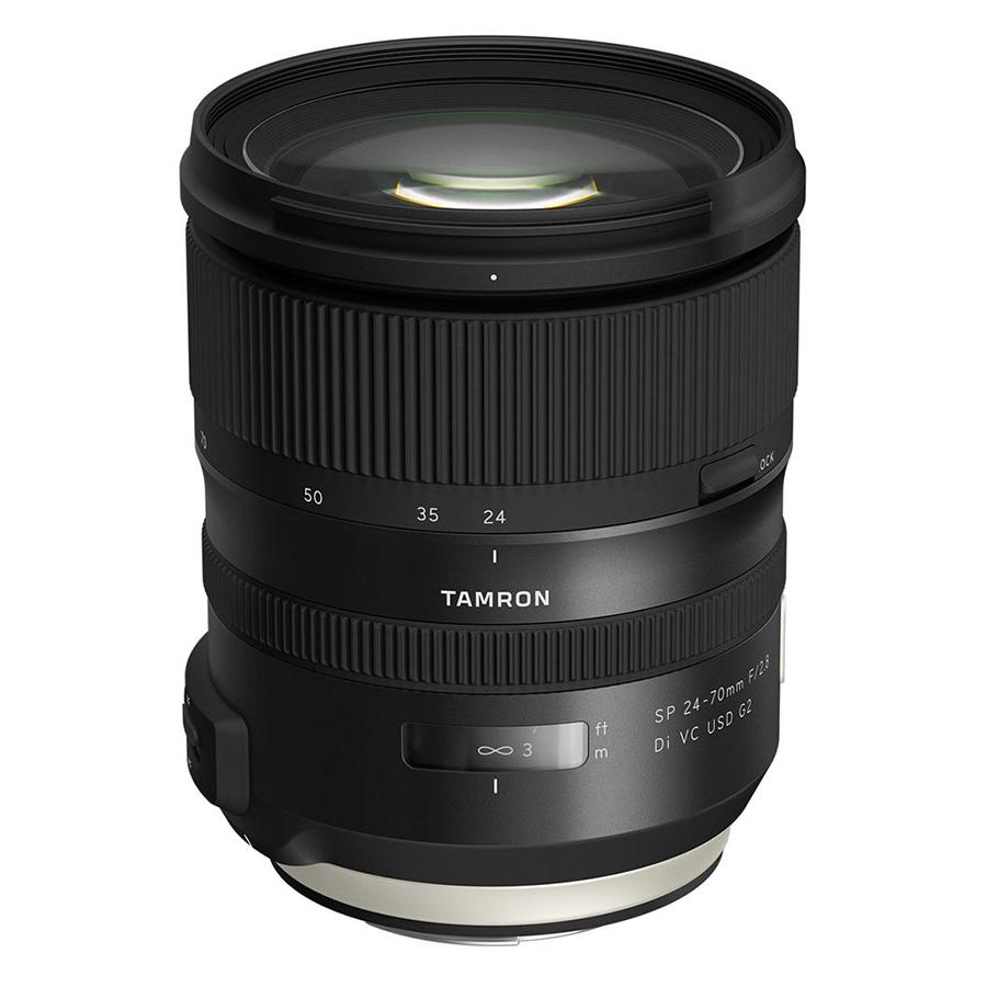 Ống Kính Tamron 24 - 70mm F/2.8 DI VC G2 For Nikon - Hàng Chính Hãng