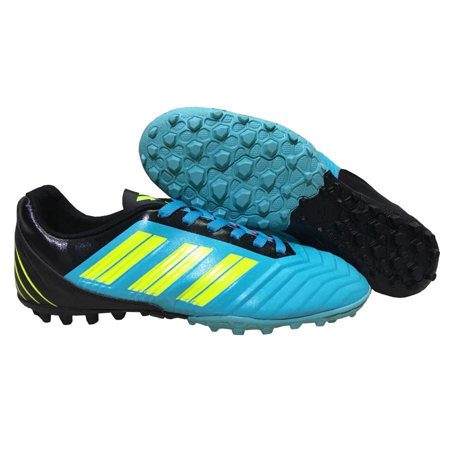 Giày đá banh TB Pro FL160 Sportslink (Xanh ngọc Đen) - 9430321 , 3360976341307 , 62_3742167 , 410000 , Giay-da-banh-TB-Pro-FL160-Sportslink-Xanh-ngoc-Den-62_3742167 , tiki.vn , Giày đá banh TB Pro FL160 Sportslink (Xanh ngọc Đen)