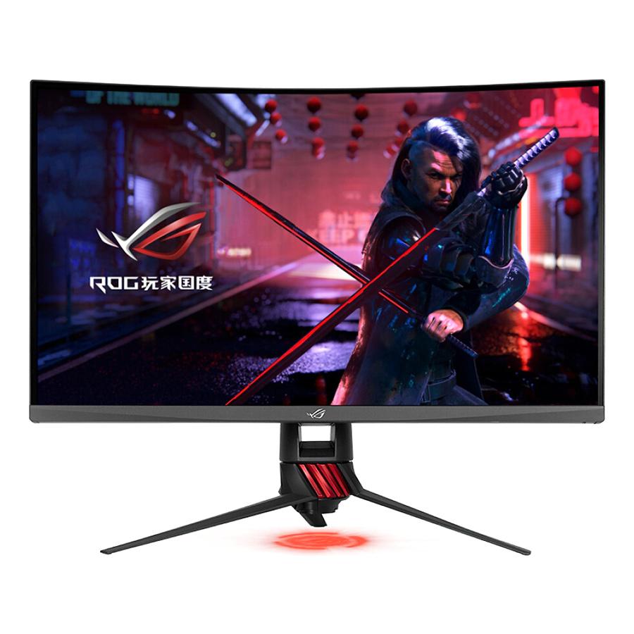 Màn Hình Cong Gaming Asus ROG STRIX XG32VQR 32 inch WQHD (2560x1440) 4ms 144Hz FreeSync VA - Hàng Chính Hãng - 1838467 , 4473411482318 , 62_13798676 , 16490000 , Man-Hinh-Cong-Gaming-Asus-ROG-STRIX-XG32VQR-32-inch-WQHD-2560x1440-4ms-144Hz-FreeSync-VA-Hang-Chinh-Hang-62_13798676 , tiki.vn , Màn Hình Cong Gaming Asus ROG STRIX XG32VQR 32 inch WQHD (2560x1440) 4