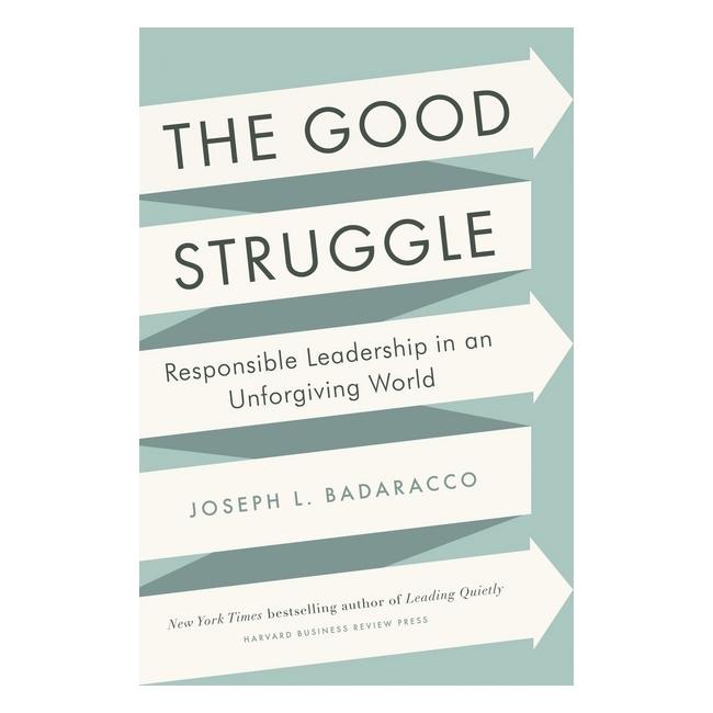 Harvard Business Review: The Good Struggle - 779990 , 6045936637856 , 62_11504743 , 678000 , Harvard-Business-Review-The-Good-Struggle-62_11504743 , tiki.vn , Harvard Business Review: The Good Struggle