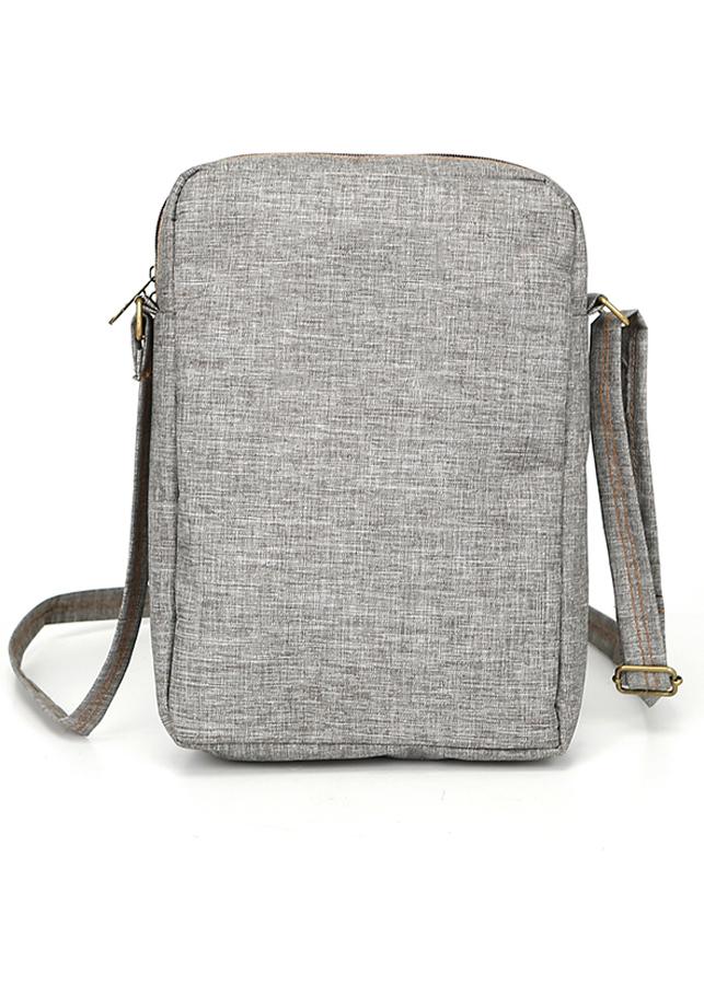Túi đeo chéo vải canvas cao cấp S210