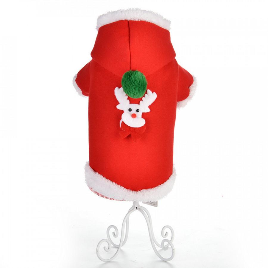 Áo Ấm Tuần Lộc Giáng Sinh Cho Chó - 7994497 , 6794038938346 , 62_14365400 , 333000 , Ao-Am-Tuan-Loc-Giang-Sinh-Cho-Cho-62_14365400 , tiki.vn , Áo Ấm Tuần Lộc Giáng Sinh Cho Chó