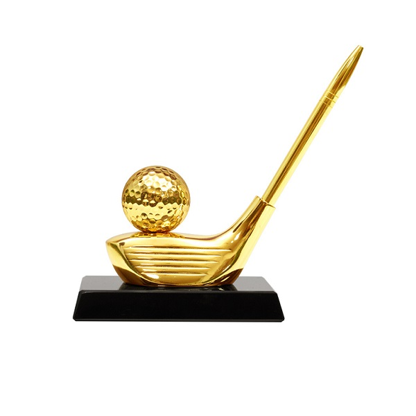 Quà tặng sếp cao cấp: Giá cắm bút gậy golf mạ vàng 24k - 1739120 , 6806068695837 , 62_12238087 , 6500000 , Qua-tang-sep-cao-cap-Gia-cam-but-gay-golf-ma-vang-24k-62_12238087 , tiki.vn , Quà tặng sếp cao cấp: Giá cắm bút gậy golf mạ vàng 24k