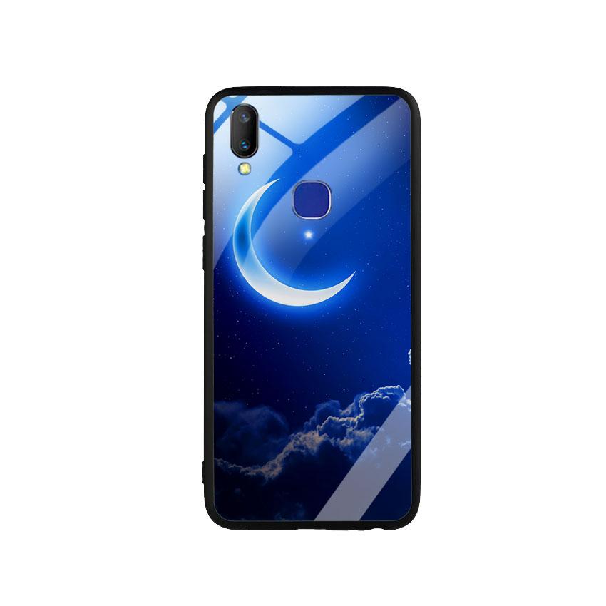 Ốp Lưng Kính Cường Lực cho điện thoại Vivo V11i -  0220 MOON01