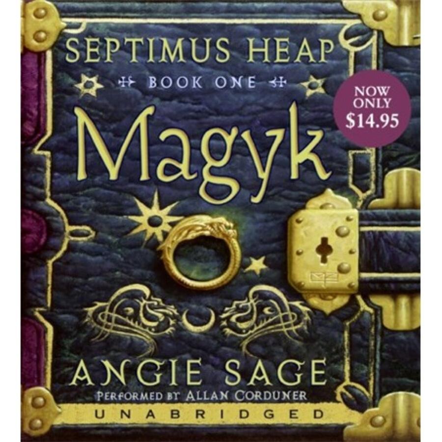 Septimus Heap Book One:Magyk (Audio CD)