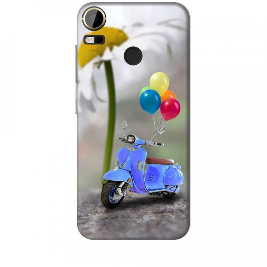 Ốp lưng dành cho điện thoại HTC 10 PRO Xe Tình Yêu