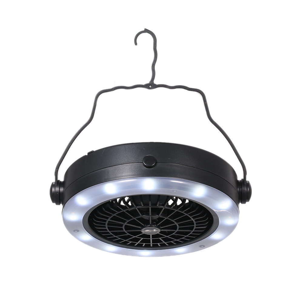 USB 3-in-1 Camping Lantern With Ceiling Fan LED Tent Light Fan For Outdoor Camping Hiking Fishing - 15657006 , 3049454654725 , 62_28597417 , 331200 , USB-3-in-1-Camping-Lantern-With-Ceiling-Fan-LED-Tent-Light-Fan-For-Outdoor-Camping-Hiking-Fishing-62_28597417 , tiki.vn , USB 3-in-1 Camping Lantern With Ceiling Fan LED Tent Light Fan For Outdoor Cam