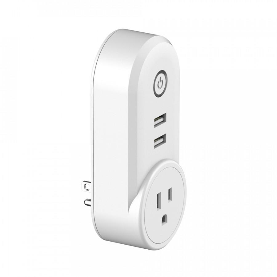 Ổ Cắm Điện Thông Minh Hẹn Giờ Thiết Bị Có 2 Cổng USB Điều Khiển Bằng Giọng Nói - 9687626 , 1730441784076 , 62_15534926 , 501000 , O-Cam-Dien-Thong-Minh-Hen-Gio-Thiet-Bi-Co-2-Cong-USB-Dieu-Khien-Bang-Giong-Noi-62_15534926 , tiki.vn , Ổ Cắm Điện Thông Minh Hẹn Giờ Thiết Bị Có 2 Cổng USB Điều Khiển Bằng Giọng Nói