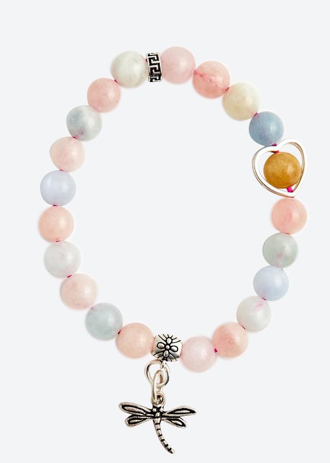 Vòng tay đá Beryl đa sắc charm chuồn chuồn Ngọc Quý Gemstones - 6106077 , 9849912597281 , 62_8447271 , 2090000 , Vong-tay-da-Beryl-da-sac-charm-chuon-chuon-Ngoc-Quy-Gemstones-62_8447271 , tiki.vn , Vòng tay đá Beryl đa sắc charm chuồn chuồn Ngọc Quý Gemstones