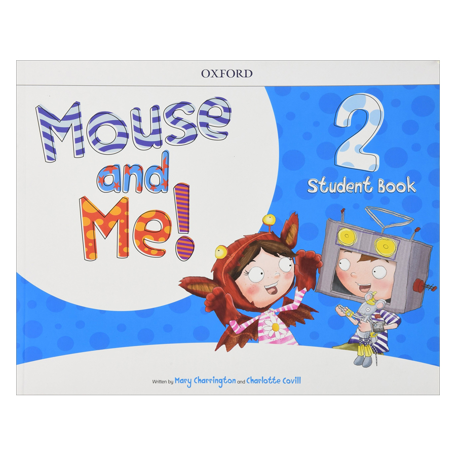Mouse and Me! 2: Student Book Pack