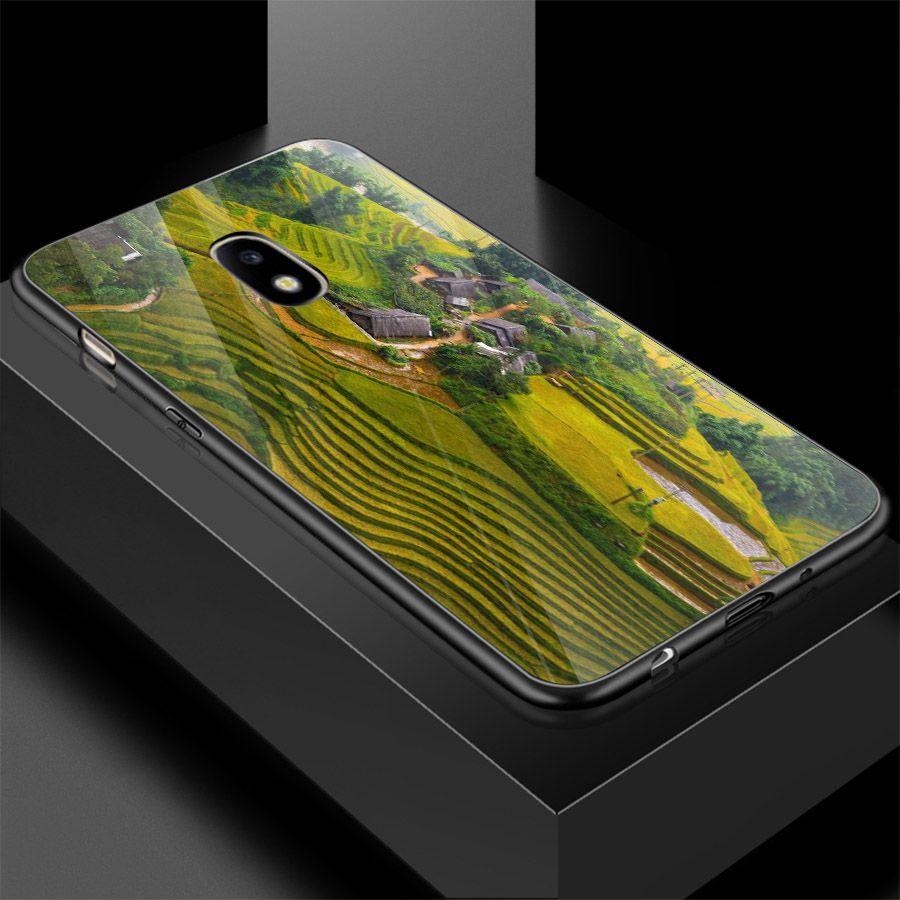 Ốp kính cường lực cho điện thoại Samsung Galaxy J510/J5 2016 - Quê Hương MS QHUONG003 - Hàng Chính Hãng