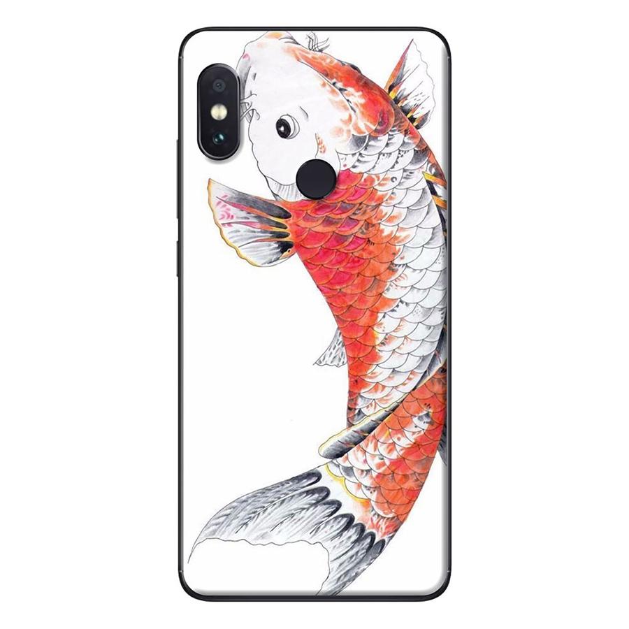 Ốp Lưng Dành Cho Xiaomi Redmi Note 5 Cá chép