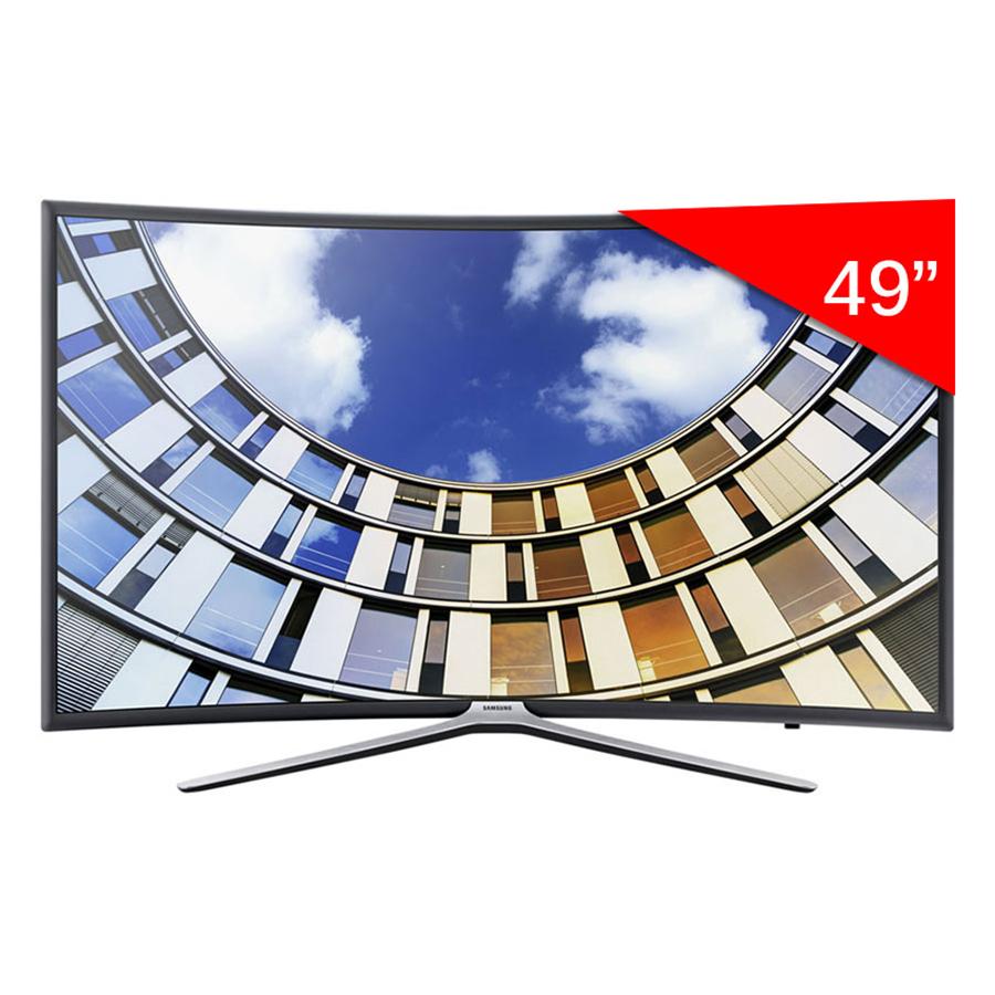 Smart Tivi Màn Hình Cong Samsung 49 inch UA49M6303 - 9427567 , 4125887389461 , 62_10572689 , 18390000 , Smart-Tivi-Man-Hinh-Cong-Samsung-49-inch-UA49M6303-62_10572689 , tiki.vn , Smart Tivi Màn Hình Cong Samsung 49 inch UA49M6303