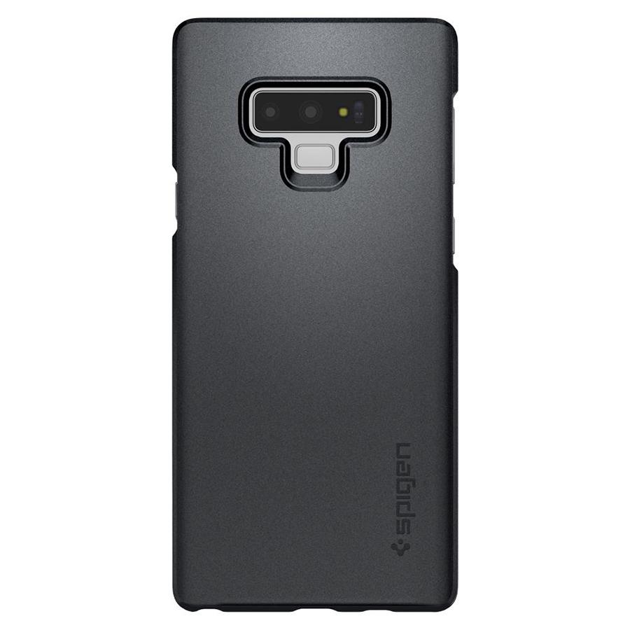 Ốp Lưng Samsung Galaxy Note 9 Spigen Thin Fit - Hàng Chính Hãng