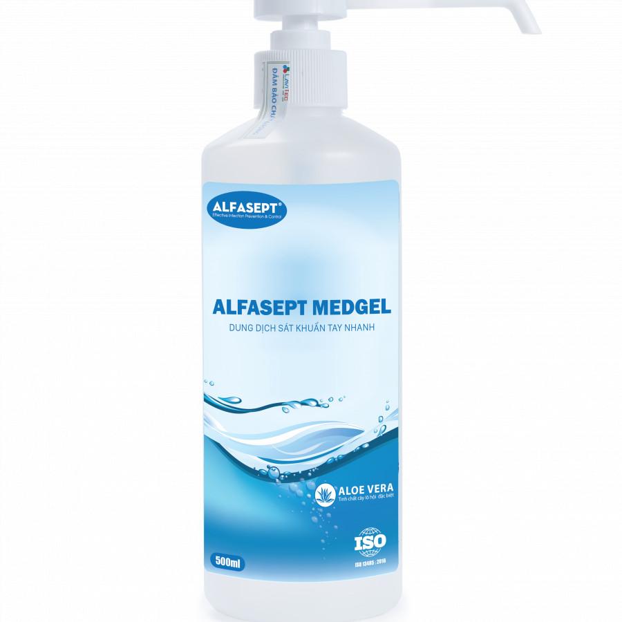 Dung dịch rửa tay khô sát khuẩn ALFASEPT MEDGE 500ml - Diệt khuẩn nhanh chóng - 1475441 , 2255211746478 , 62_15069904 , 220000 , Dung-dich-rua-tay-kho-sat-khuan-ALFASEPT-MEDGE-500ml-Diet-khuan-nhanh-chong-62_15069904 , tiki.vn , Dung dịch rửa tay khô sát khuẩn ALFASEPT MEDGE 500ml - Diệt khuẩn nhanh chóng