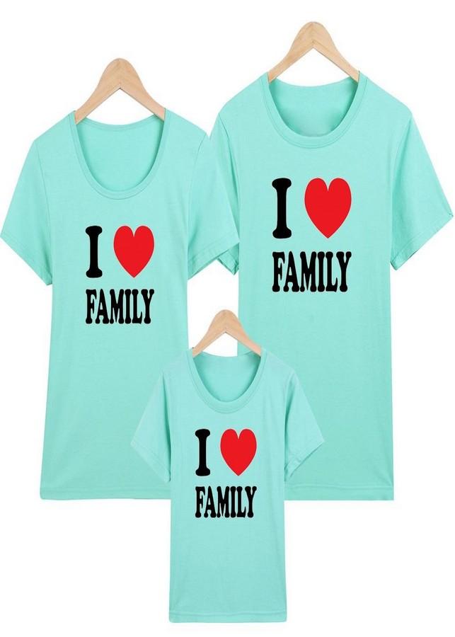 Áo gia đình xanh thiên thanh I love family  large - 847246 , 6453396190017 , 62_13664590 , 300000 , Ao-gia-dinh-xanh-thien-thanh-I-love-family-large-62_13664590 , tiki.vn , Áo gia đình xanh thiên thanh I love family  large