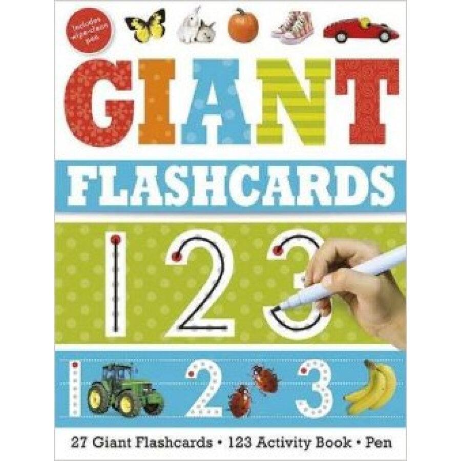 Giant Flashcards 123