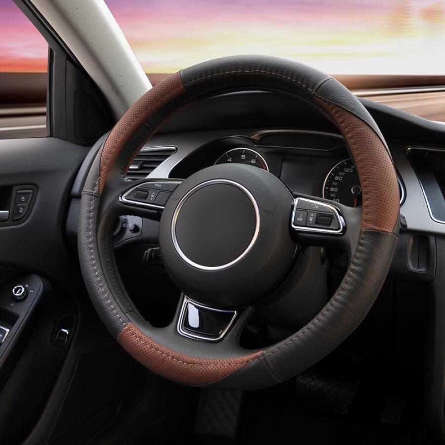 Bọc Da Vô Lăng Ô Tô Carlisle Tương Thích Với Mazda CX-5, Audi Q5, Havard H6 - 914493 , 7329971539405 , 62_4578183 , 235000 , Boc-Da-Vo-Lang-O-To-Carlisle-Tuong-Thich-Voi-Mazda-CX-5-Audi-Q5-Havard-H6-62_4578183 , tiki.vn , Bọc Da Vô Lăng Ô Tô Carlisle Tương Thích Với Mazda CX-5, Audi Q5, Havard H6