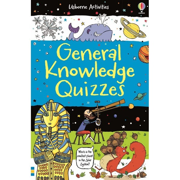 Usborne General Knowledge Quizzes