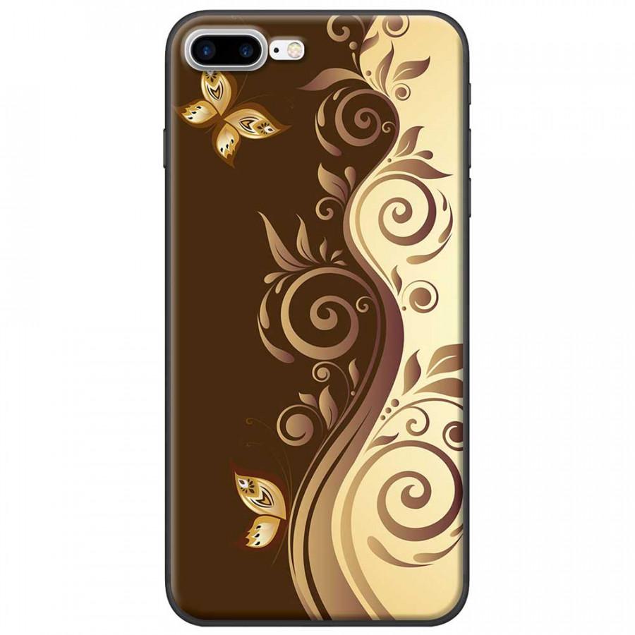 Ốp lưng  dành cho iPhone 7 Plus mẫu Họa tiết bướm nâu - 18552359 , 7596785361373 , 62_20564092 , 150000 , Op-lung-danh-cho-iPhone-7-Plus-mau-Hoa-tiet-buom-nau-62_20564092 , tiki.vn , Ốp lưng  dành cho iPhone 7 Plus mẫu Họa tiết bướm nâu