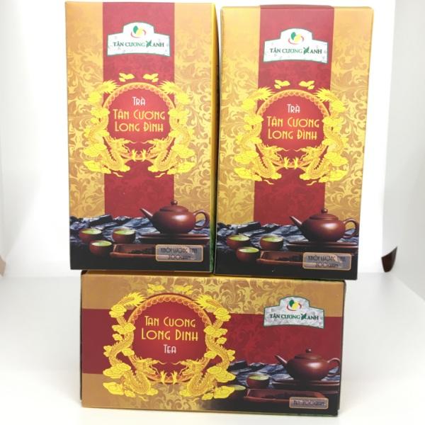 Combo 3 Hộp Trà Tân Cương Long Đình (200g)