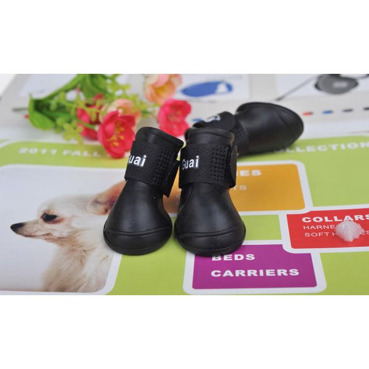 Giày sillicon không thấm nước cho chó mèo - 5070504 , 7015631614161 , 62_15901854 , 100000 , Giay-sillicon-khong-tham-nuoc-cho-cho-meo-62_15901854 , tiki.vn , Giày sillicon không thấm nước cho chó mèo