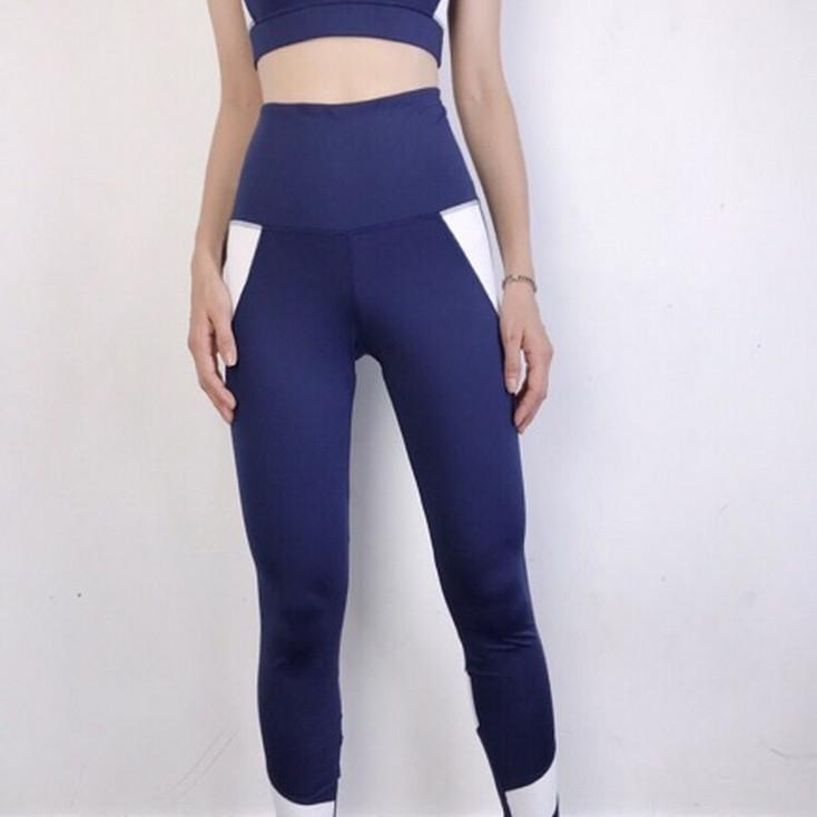 Bộ đồ tập thể thao Gym yoga aerobic nữ áo croptop có mút màu xanh navy - 5104586 , 1585582282260 , 62_16254250 , 350000 , Bo-do-tap-the-thao-Gym-yoga-aerobic-nu-ao-croptop-co-mut-mau-xanh-navy-62_16254250 , tiki.vn , Bộ đồ tập thể thao Gym yoga aerobic nữ áo croptop có mút màu xanh navy
