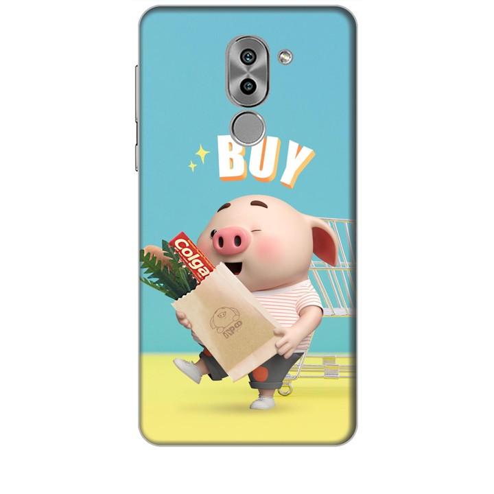 Ốp Lưng Dành Cho Điện Thoại Huawei Gr5 2017 Heo Con Mua Sắm