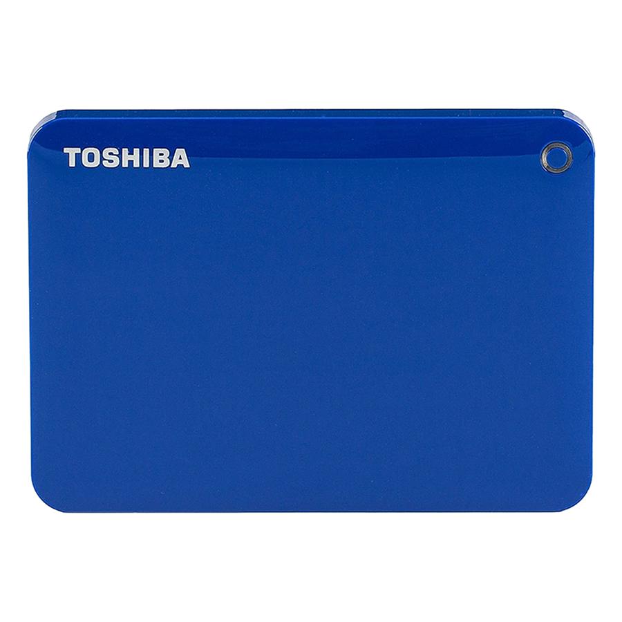 "Toshiba Canvio Connect II USB 3.0 2.5"" 1TB Portable External Hard Disk Drive Mobile HDD Desktop Laptop Encryption - 2365015 , 2573607613266 , 62_15459349 , 2373000 , Toshiba-Canvio-Connect-II-USB-3.0-2.5-1TB-Portable-External-Hard-Disk-Drive-Mobile-HDD-Desktop-Laptop-Encryption-62_15459349 , tiki.vn , Toshiba Canvio Connect II USB 3.0 2.5"" 1TB Portable External Ha"