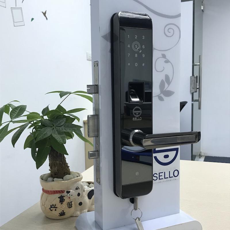 Khóa Sello I6 Smart Phone - 1966030 , 5149194966725 , 62_14797597 , 6450000 , Khoa-Sello-I6-Smart-Phone-62_14797597 , tiki.vn , Khóa Sello I6 Smart Phone