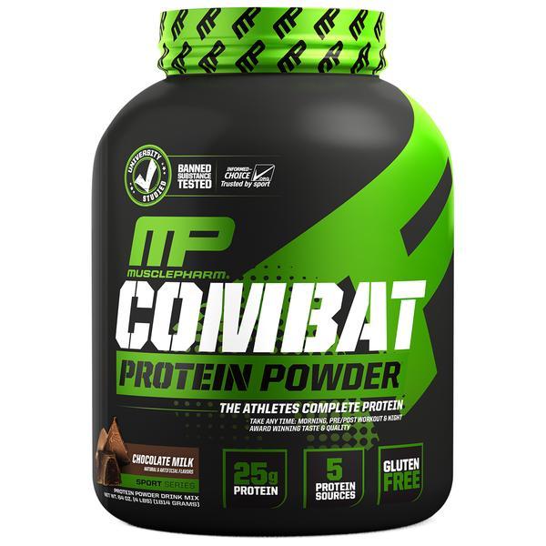 Sữa Tăng Cơ Vị Socola Combat Protein Powder MusclePharrm 4lbs (1.8kg) - 1579514 , 9747312132685 , 62_10393601 , 1600000 , Sua-Tang-Co-Vi-Socola-Combat-Protein-Powder-MusclePharrm-4lbs-1.8kg-62_10393601 , tiki.vn , Sữa Tăng Cơ Vị Socola Combat Protein Powder MusclePharrm 4lbs (1.8kg)