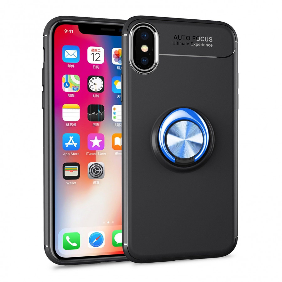 2-in-1 Magnetic Ring Stand Shockproof Case for iPhone X 6 6s 7 8 SE - 2049908 , 9024113345675 , 62_12310230 , 123000 , 2-in-1-Magnetic-Ring-Stand-Shockproof-Case-for-iPhone-X-6-6s-7-8-SE-62_12310230 , tiki.vn , 2-in-1 Magnetic Ring Stand Shockproof Case for iPhone X 6 6s 7 8 SE