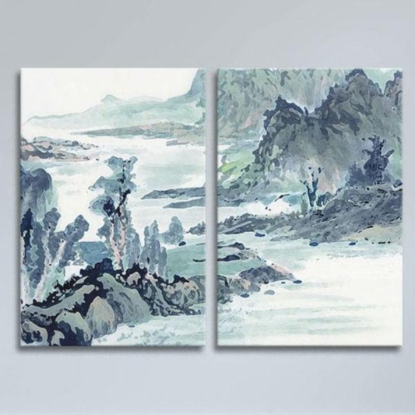 Bộ 2 Tranh Canvas Không Viền Phong Cảnh Núi Non W523 - 1045844 , 3639681196718 , 62_6399615 , 676000 , Bo-2-Tranh-Canvas-Khong-Vien-Phong-Canh-Nui-Non-W523-62_6399615 , tiki.vn , Bộ 2 Tranh Canvas Không Viền Phong Cảnh Núi Non W523