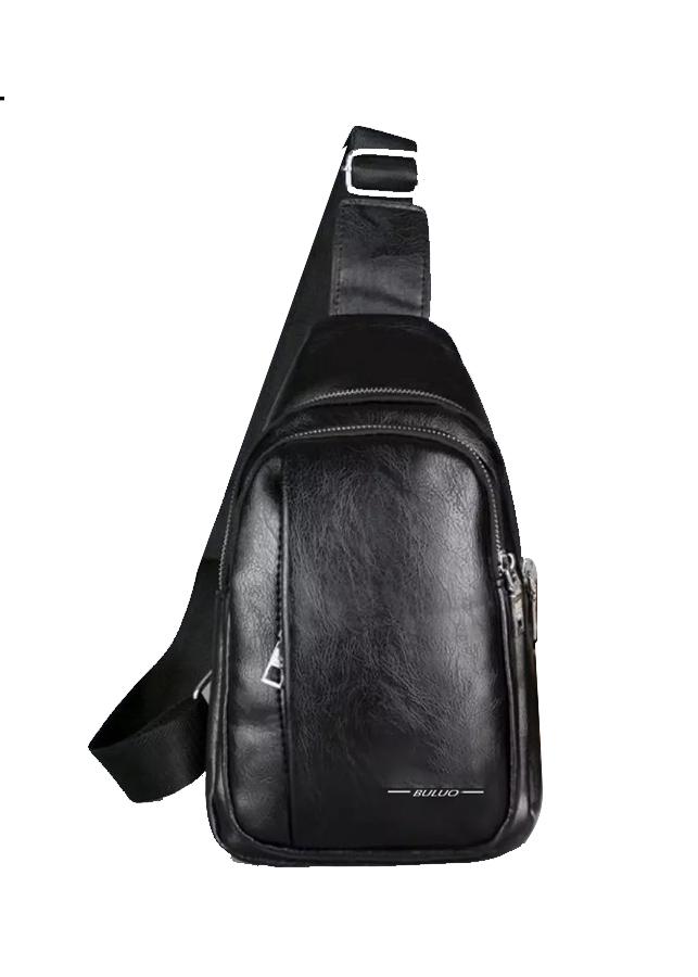 Túi đeo chéo da Moscow AT1 Tặng khóa mini
