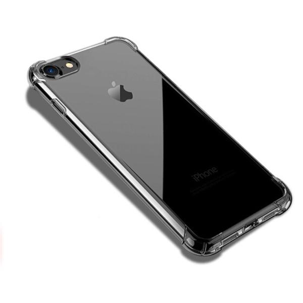 Ốp Lưng Apple 7/8 KEKLLE Chất Liệu Silicon Mềm dành cho Cả Nam Và Nữ 4.7 Inch - Trong Suốt