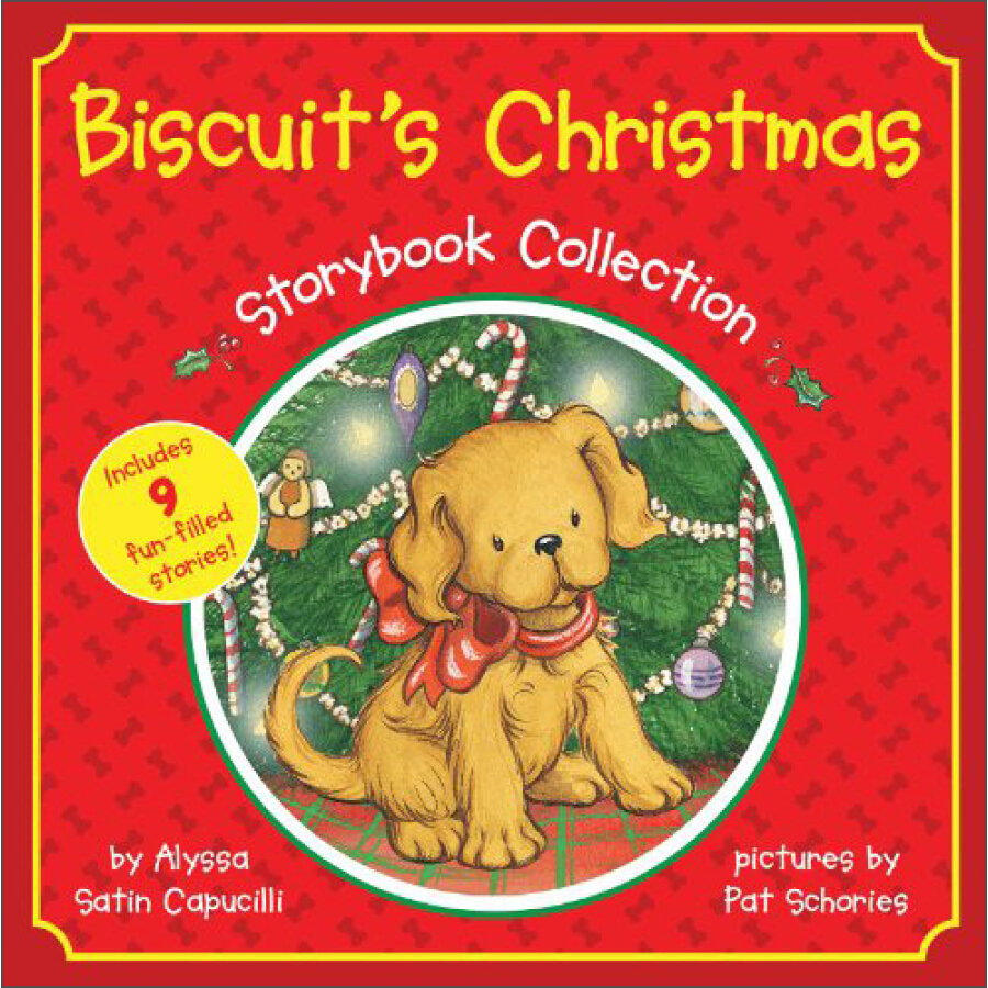 Biscuits Christmas Storybook Collection