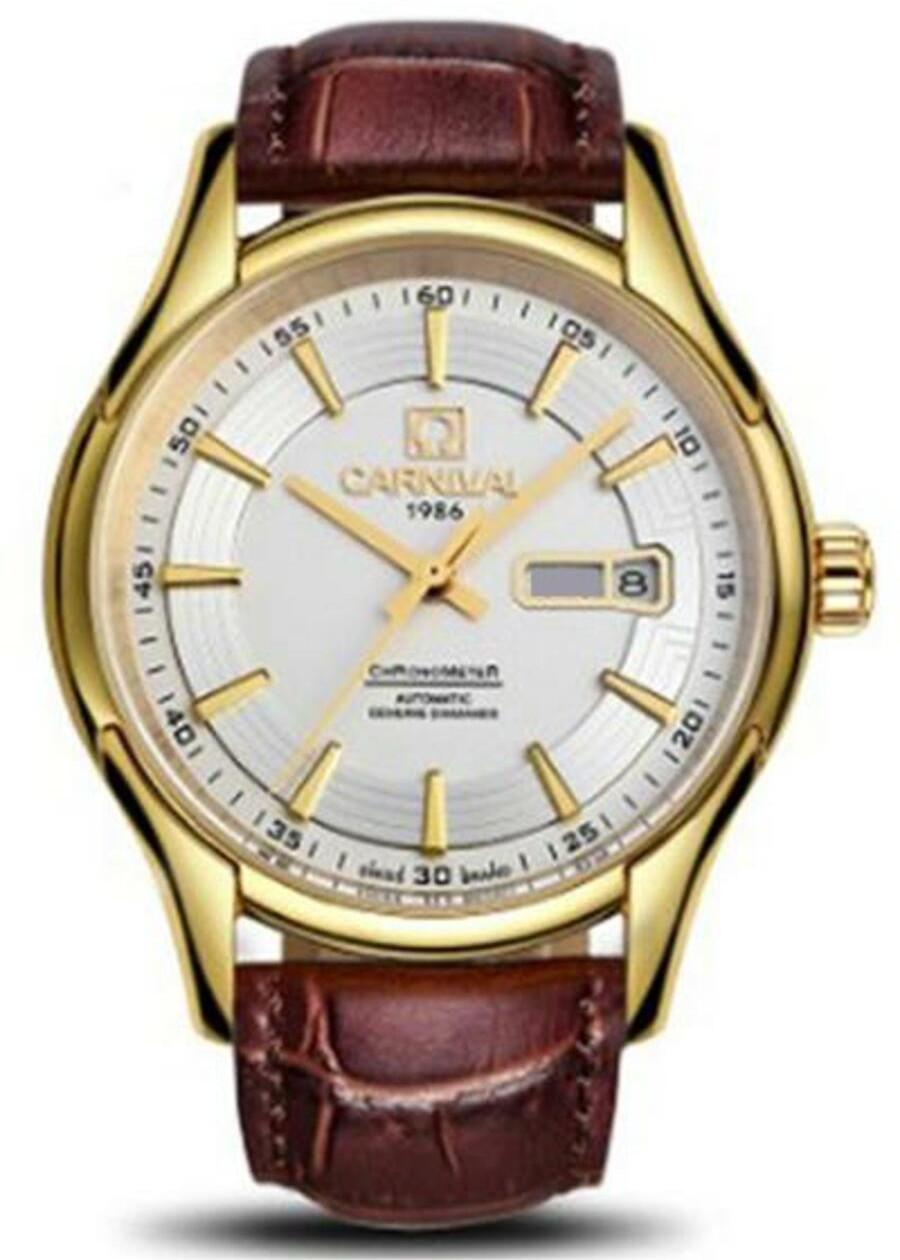 Đồng hồ nam Carnival G62302.101.333