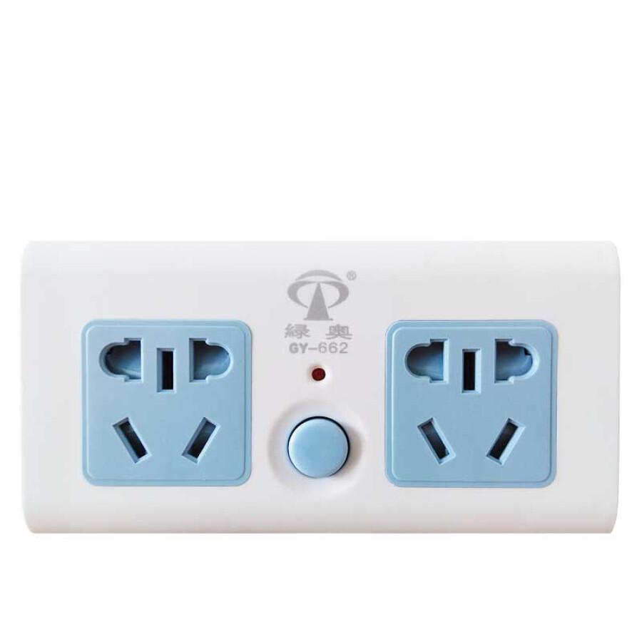 Green Austrian (LVAO) GY-662 protection door to a two-bit wireless converter conversion plug / socket / plug / plug board