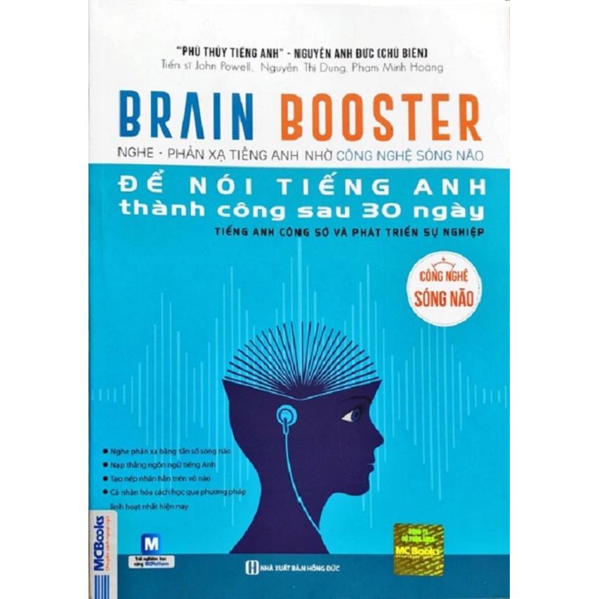 Brain Booster Nghe - Phản xạ tiếng anh nhờ công nghệ sống não để nói tiếng anh thành công sau 30 ngày ( Tiếng anh công... - 1773899 , 4985083729931 , 62_14058593 , 299000 , Brain-Booster-Nghe-Phan-xa-tieng-anh-nho-cong-nghe-song-nao-de-noi-tieng-anh-thanh-cong-sau-30-ngay-Tieng-anh-cong...-62_14058593 , tiki.vn , Brain Booster Nghe - Phản xạ tiếng anh nhờ công nghệ sống n
