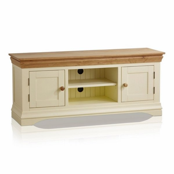 Tủ TV 2 Cánh Country Cottage Gỗ Sồi Ibie LSV2COUO - Trắng (140 x 42 cm) - 1391209 , 5509836648059 , 62_6916329 , 10760000 , Tu-TV-2-Canh-Country-Cottage-Go-Soi-Ibie-LSV2COUO-Trang-140-x-42-cm-62_6916329 , tiki.vn , Tủ TV 2 Cánh Country Cottage Gỗ Sồi Ibie LSV2COUO - Trắng (140 x 42 cm)