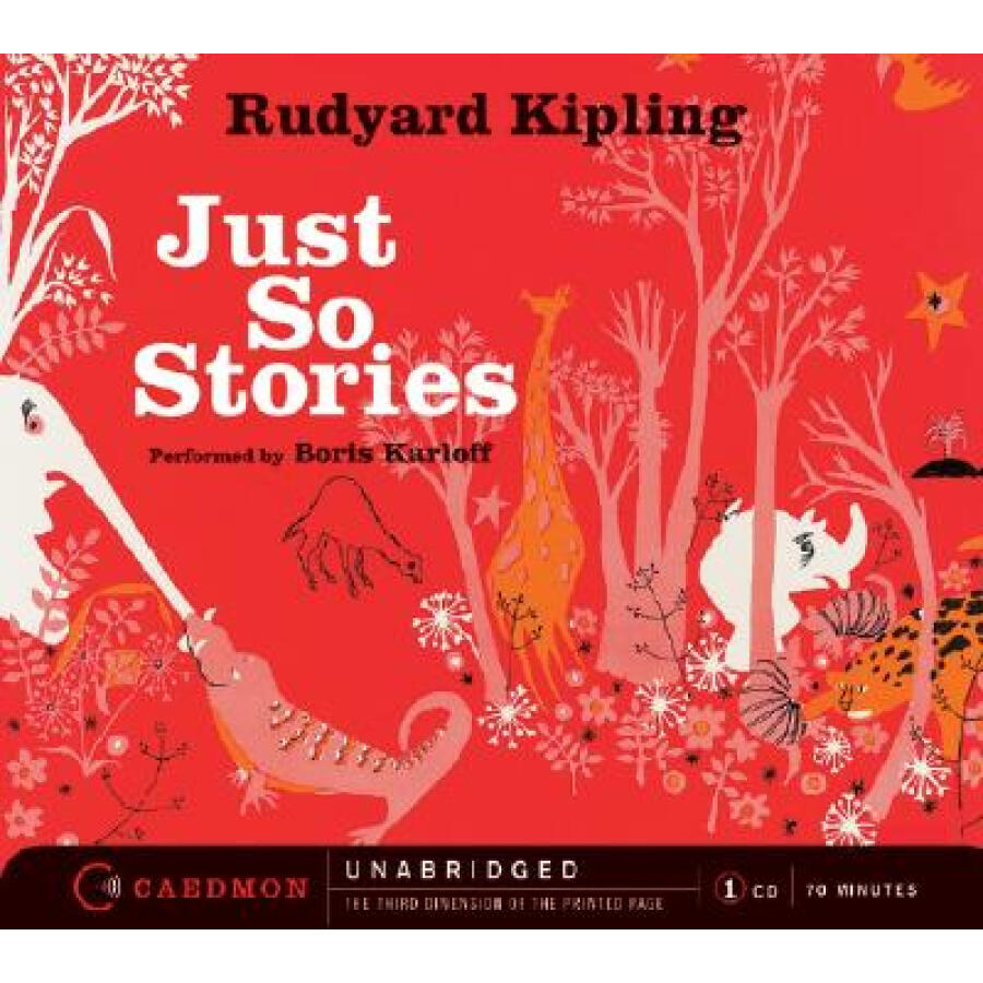 Just So Stories (Audio CD)