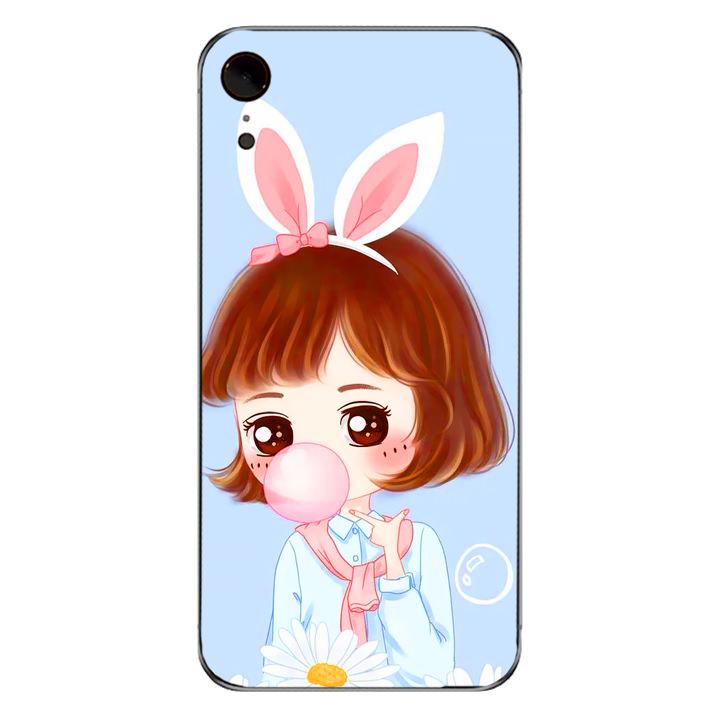 Ốp lưng dẻo cho điện thoại Iphone XR - Baby Girl 03