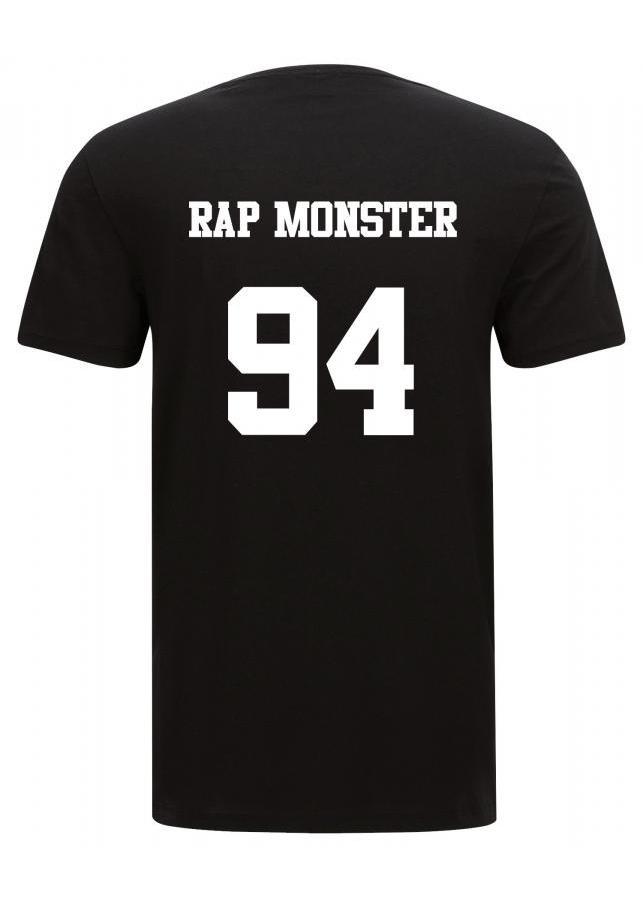Áo Thun BTS Rap Monster Áo Thun BTS ARMY - 888356 , 3909209392367 , 62_4264081 , 160000 , Ao-Thun-BTS-Rap-Monster-Ao-Thun-BTS-ARMY-62_4264081 , tiki.vn , Áo Thun BTS Rap Monster Áo Thun BTS ARMY
