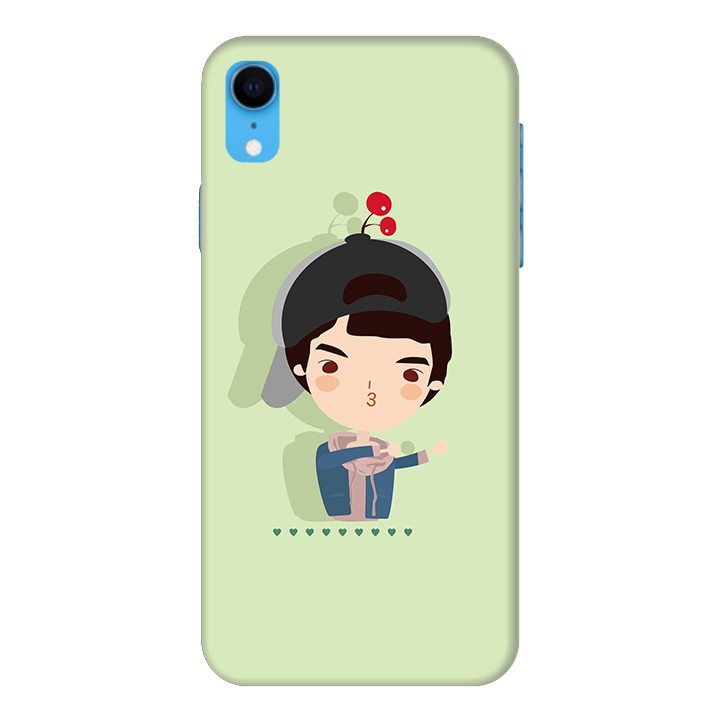 Ốp lưng dành cho điện thoại iPhone XR - X/XS - XS MAX - Mẫu 149