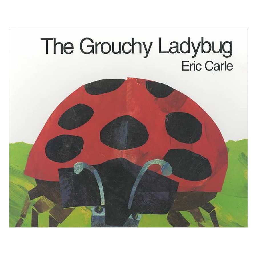 The Grouchy Ladybug Board Book - 1244673 , 3266289955029 , 62_5295805 , 1367000 , The-Grouchy-Ladybug-Board-Book-62_5295805 , tiki.vn , The Grouchy Ladybug Board Book